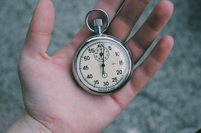 理系資格の時間意識